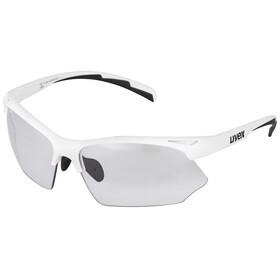 UVEX Sportstyle 802 V Okulary rowerowe biały